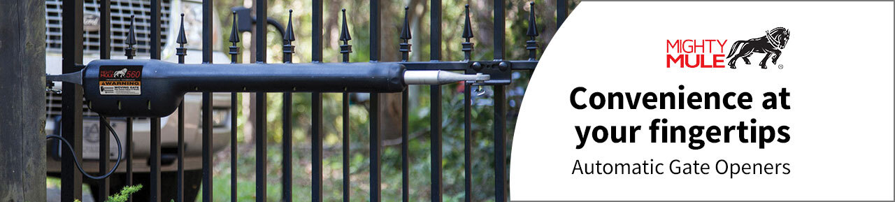 Mighty Mule Automatic Gate Openers