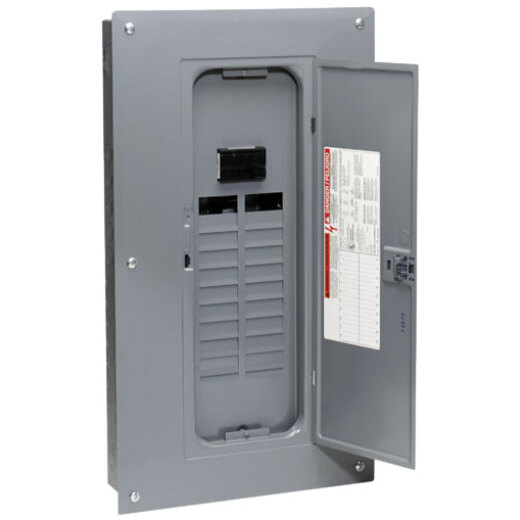 Circuit Breakers, Fuses & Load Centers