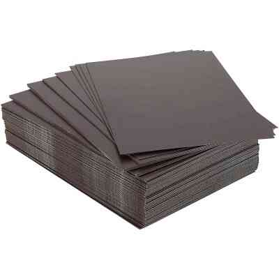NorWesco 8 In. x 12 In. Brown Galvanized Step Flashing Shingle