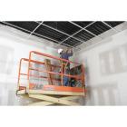 Donn 2 Ft. x 1 In. White Steel Ceiling Tile Cross Tee Image 4