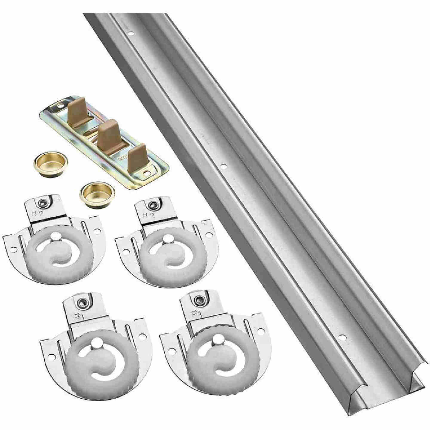 National 48 In. Bypass Door Hardware Image 1