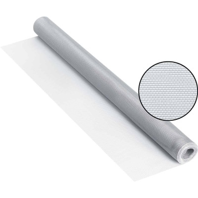 Phifer 48 In. x 25 Ft. Brite Aluminum Screen