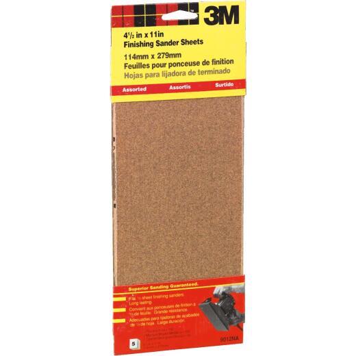 Power Sanding Sheets