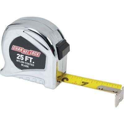 Channellock 25 Ft. Tape Measure